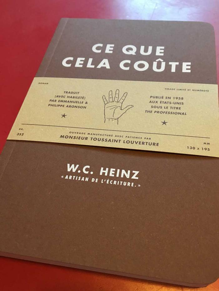 Ce que cela coûte – W.C. Heinz (Monsieur Toussaint Louverture)