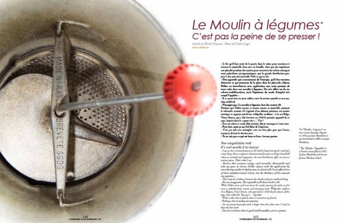Itinéraires d'un gourmand - Photo Didier Laget