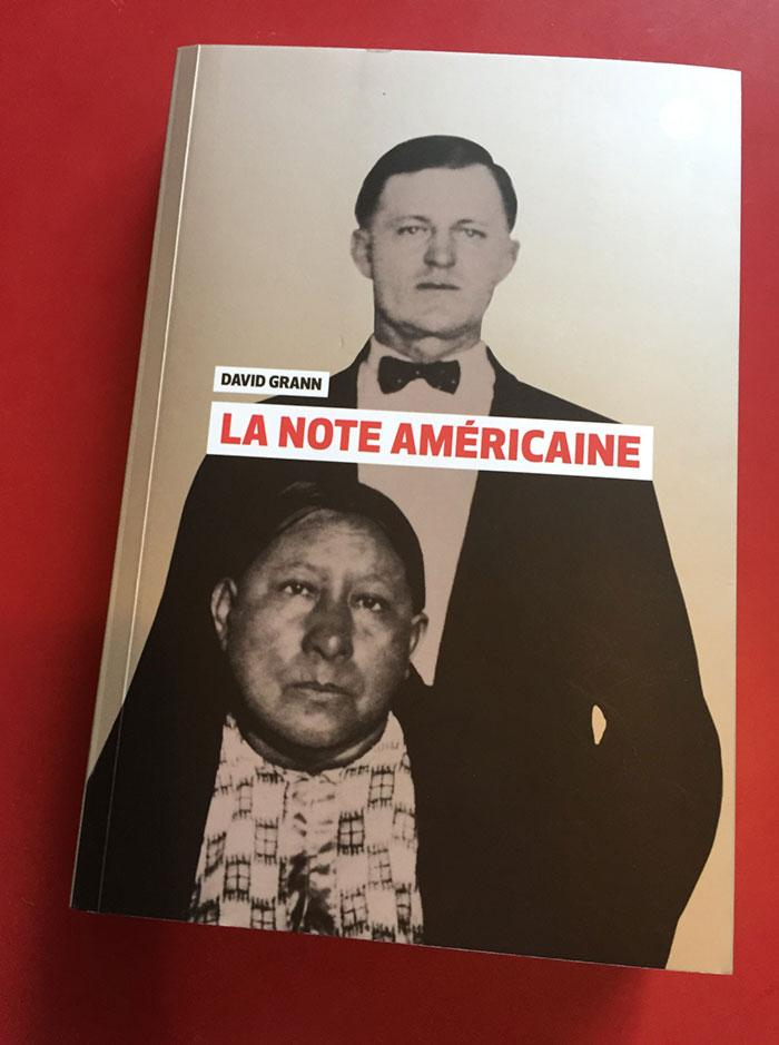 La note américaine – David Grann (Globe)