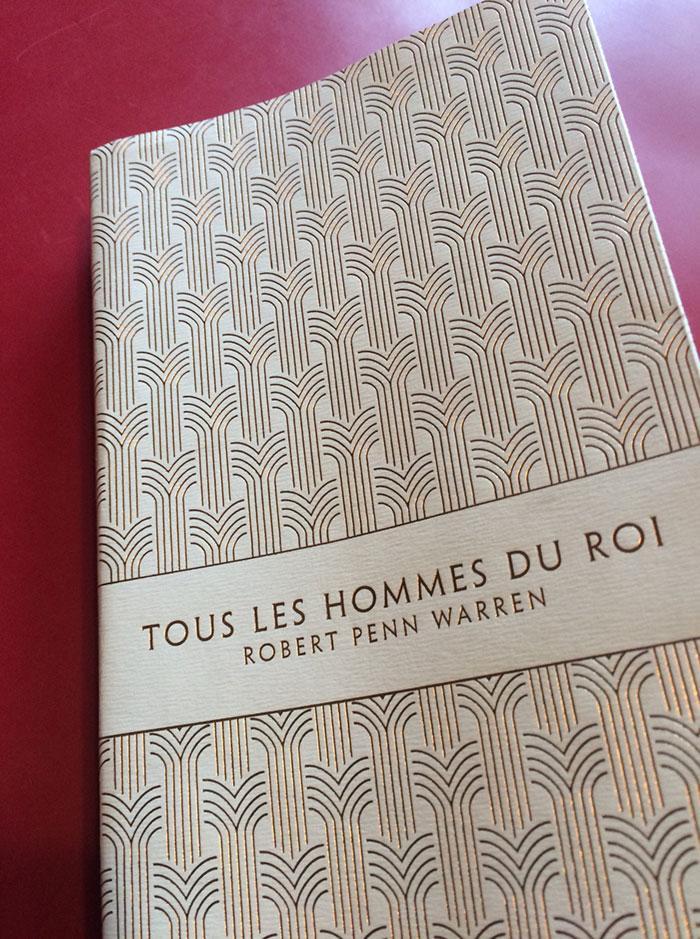 Tous les hommes du roi – Robert Penn Warren (Monsieur Toussaint Louverture)
