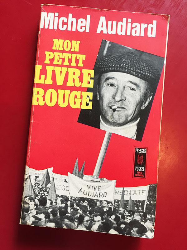 Audiard - Mon petit live rouge