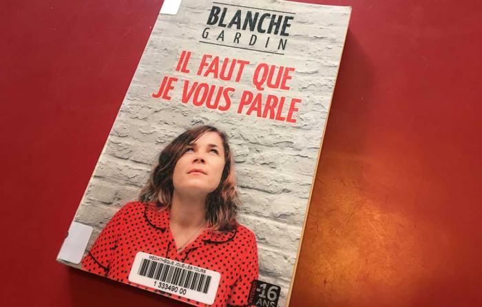 Blanche FGardin